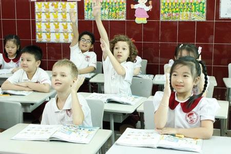 Học sinh Trường Quốc tế Á Châu