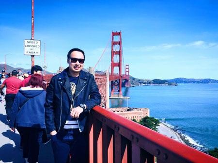 Cựu học sinh Trường Quốc tế Á Châu - Liu Chi Sing hiện đang học tập tại Hoa Kỳ