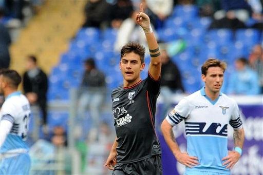 Tài năng trẻ Dybala được Palermo định giá 40 triệu euro