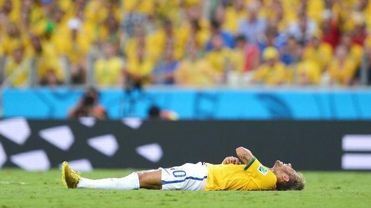 Vắng Neymar, Brazil thua tan nát trước Đức