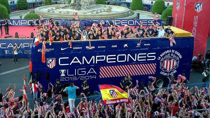 Atletico là cái tên tiêu biểu nhất cho cách tấn công chớp nhoáng