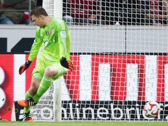 Mainz 05 vượt lên dẫn trước nhờ pha lập công của Soto