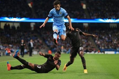 Trận đấu giữa AS Roma và Man City có thể ví như trận chung kết của bảng E