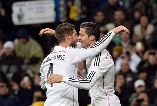 Sergio Ramos tin rằng Ronaldo sẽ sớm vượt qua áp lực ở hiện tại