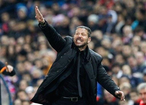 Chị gái HLV Simeone xác nhận rằng ông sẽ ký hợp đồng mới với Atletico Madrid