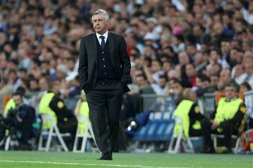 Các ngôi sao của Real Madrid yêu cầu chủ tịch Perez phải giữ chân Ancelotti
