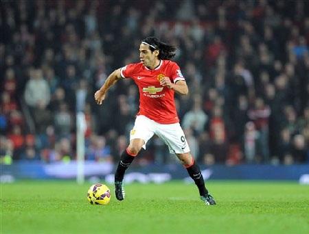 Falcao muốn gắn bó lâu dài với Man United