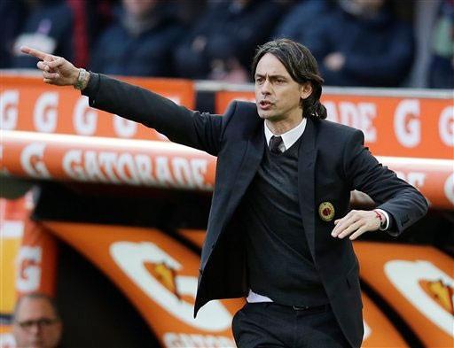 Inzaghi thừa nhận về tương lai bất ổn của mình ở Milan