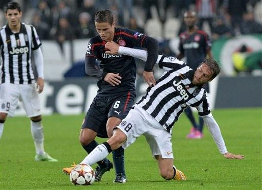Marchiso có khả năng sẽ trở lại trong trận gặp Fiorentina sắp tới