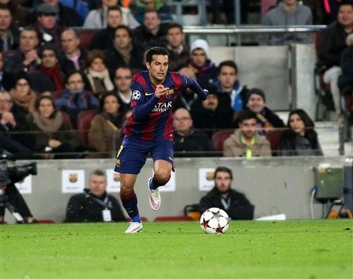 Pedro sẽ thuộc quyền sở hữu của bất kỳ đội bóng nào trả đủ 20 triệu bảng cho Barca