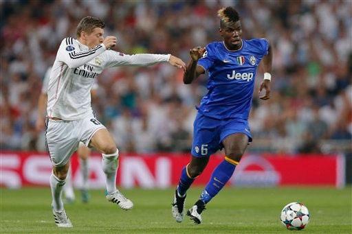 Huyền thoại Marcel Desailly khuyên Pogba nên đầu quân cho Real Madrid