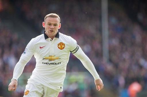 Rooney là chốt điểm đáng tin cậy của HLV Van Gaal ngoài sân cỏ