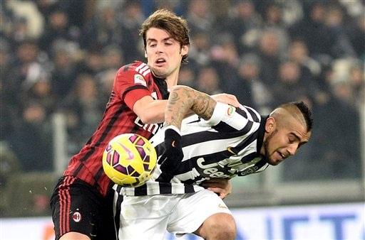 Vidal cho biết anh sẽ tiếp tục gắn bó với Juventus