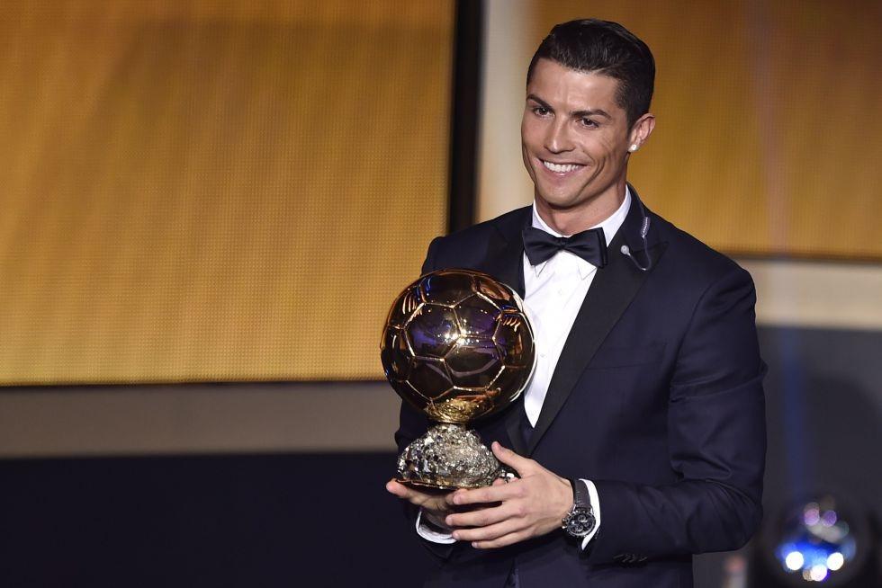 Lần thứ 3 trong sự nghiệp, C.Ronaldo đoạt danh hiệu QBV