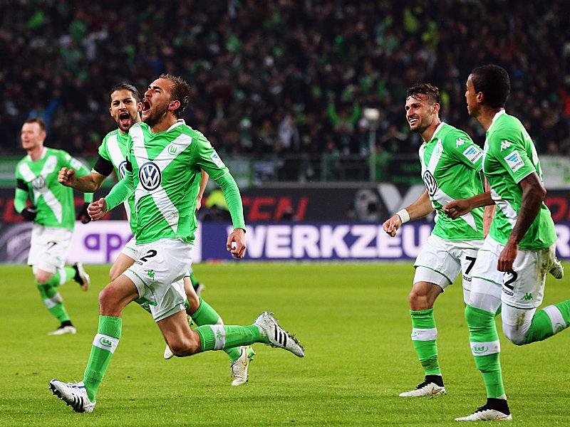 Wolfsburg khiến Bayern Munich đứt mạch chiến thắng