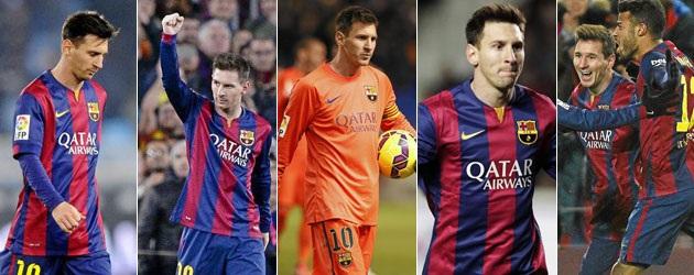 Barca và Messi đang hồi sinh mạnh mẽ