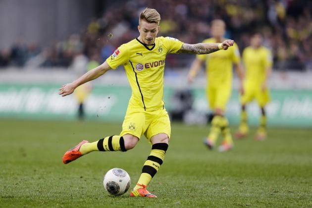 Reus muốn đầu quân cho Arsenal