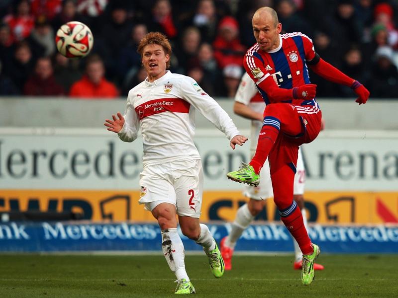 Bayern Munich có chiến thắng đầu tay ở giai đoạn lượt về