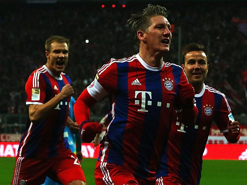 Bayern Munich tiếp tục thăng hoa tại đấu trường quốc nội