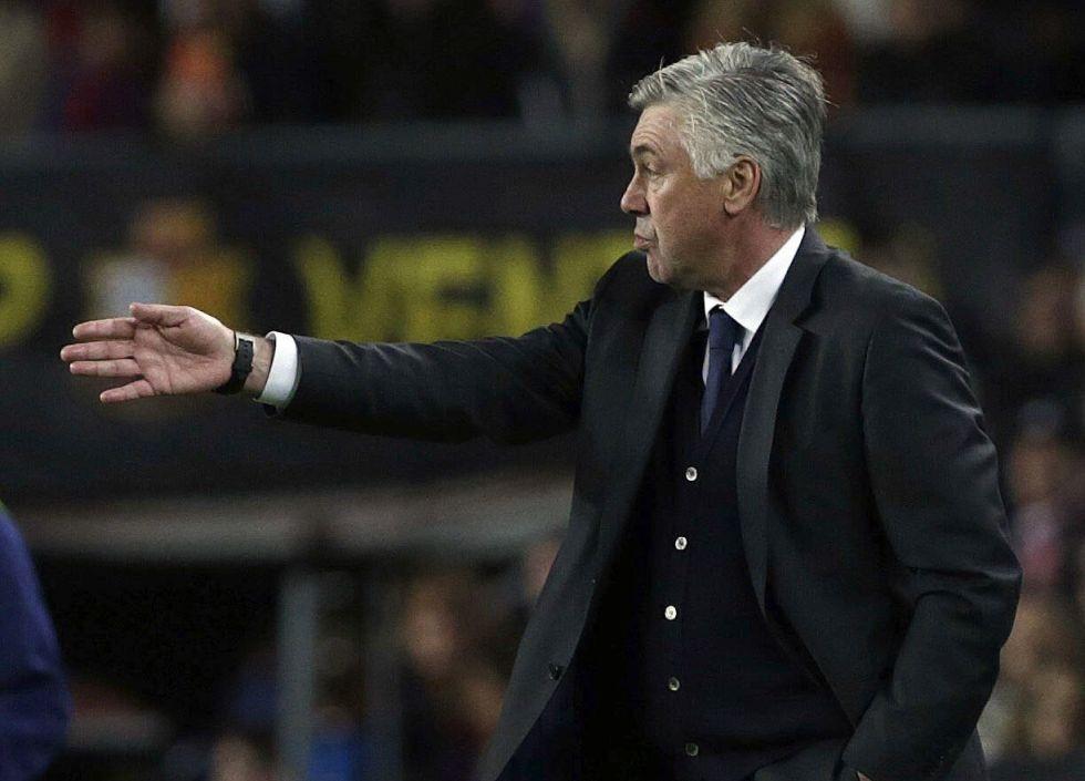 Ancelotti nhiều khả năng sẽ rời Bernabeu sau khi mùa giải kết thúc