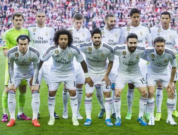 Real Madrid đang gặp quá nhiều vấn đề