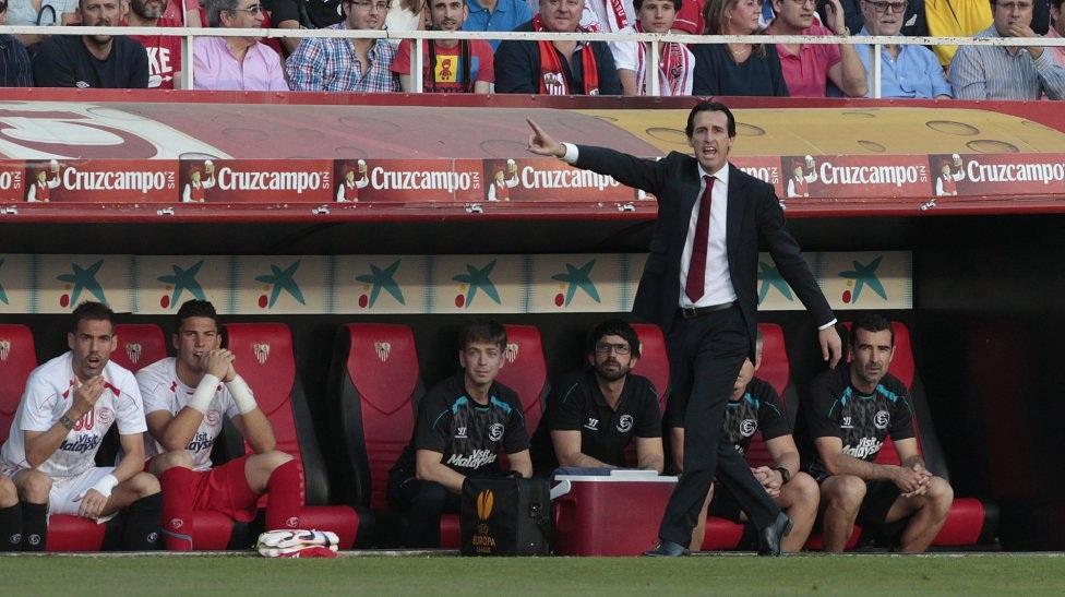 Thầy trò Unai Emery quyết ngáng đường Real Madrid.