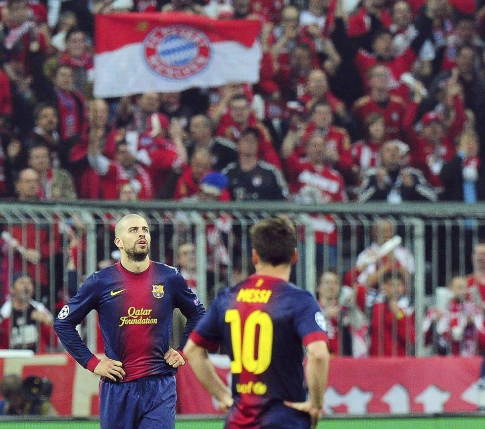 Messi và đồng đội rất khao khát phục hận những thất bại tại Đức