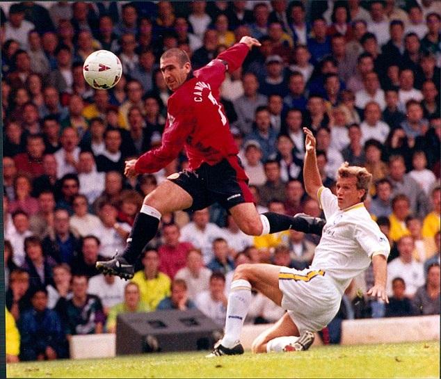 Cantona xứng đáng được xem là cầu thủ biểu tượng của kỷ nguyên Premier League
