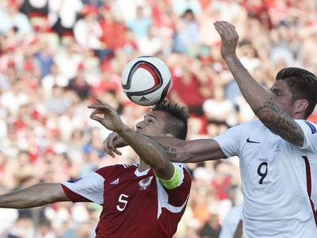 Pháp nhận thất bại ê chề trước Albania