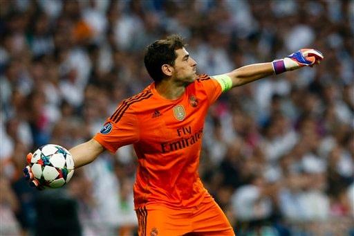 Điểm đến tiếp theo của Casillas rất có thể là Porto