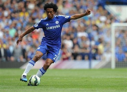 Chelsea sẽ nhả Cuadrado nếu nhận đủ 33 triệu euro