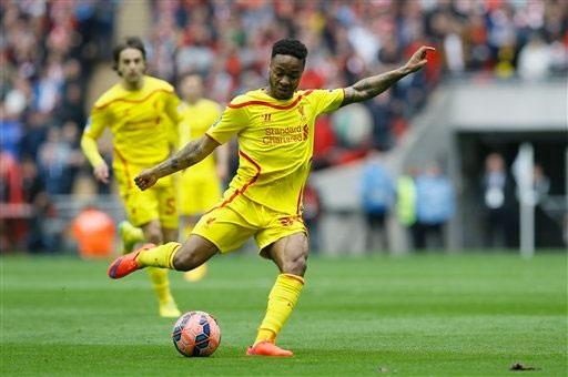 Sterling bày tỏ nguyện vọng muốn rời Liverpool vào mùa hè này