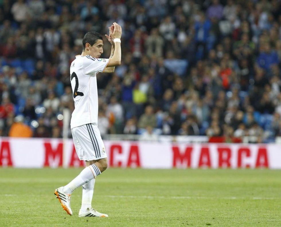 Di Maria chính là người hùng của Real Madrid trong hành trình chinh phục giấc mơ