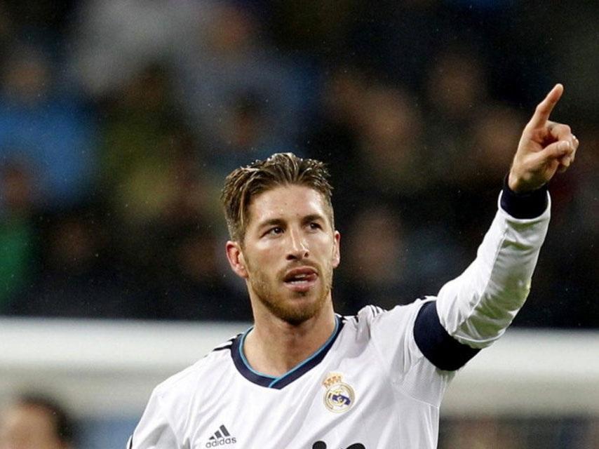 Real bất lực trong việc giữ chân Sergio Ramos