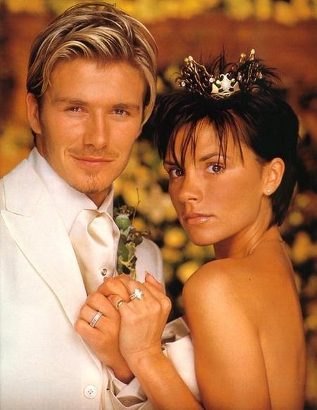 Năm 1999, chàng David đã có một đám cưới trong mơ…
