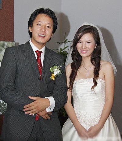 Xuân Tùng và Đan Lê hạnh phúc ngắn ngủi trong hôn nhân