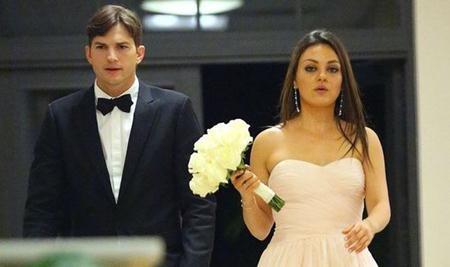 Cặp sao đã tổ chức lễ cưới bí mật hồi đầu tháng này