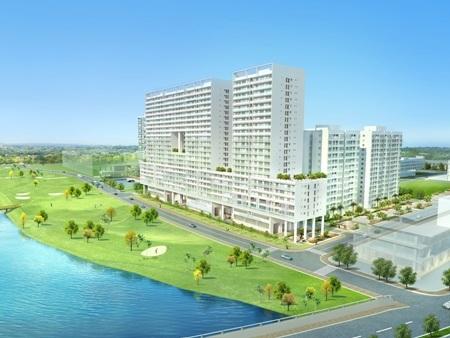 Dự án Scenic Valley của Phú Mỹ Hưng được tạo cảm hứng từ dòng sông cảnh quan