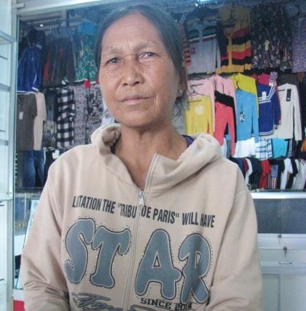 Bà Trần Mỹ Phượng cho rằng, bà đã bị xúi giục để vu khống bà chủ cầm đồ La Thị Mỹ Hạnh.