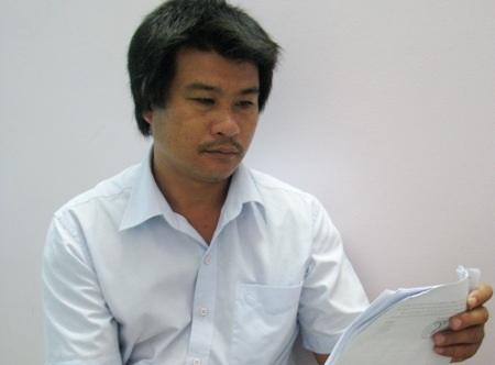 Ông Phạm Văn Sỹ