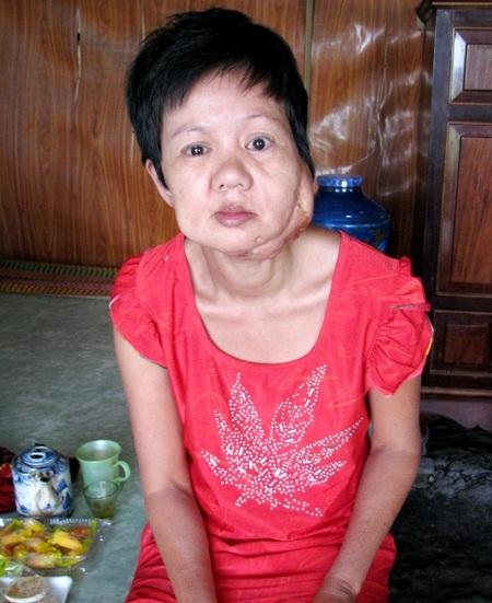 Chị Hoa đã có một cái Tết cổ truyền vui nhất trong đời.