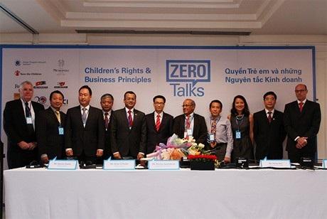 Quyền trẻ em và các nguyên tắc kinh doanh