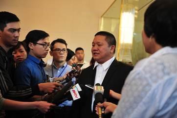 Ông Lê Phước Vũ cho rằng, để chống hàng giả trước hết phải lành mạnh hóa thị trường