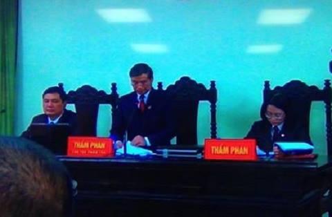 HĐXX khẳng định hành vi vi phạm pháp luật của bầu Kiên và các bị cáo