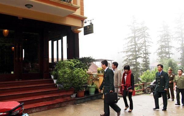 Khách sạn 3 sao giá 46 triệu/đêm tại Sa Pa bị phạt nặng