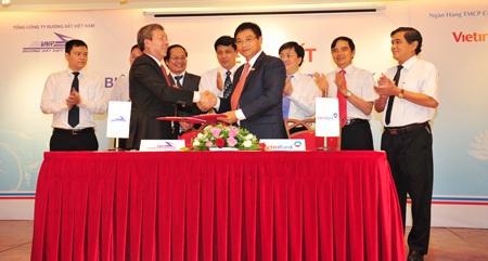 VietinBank và VNR ký kết Biên bản ghi nhớ