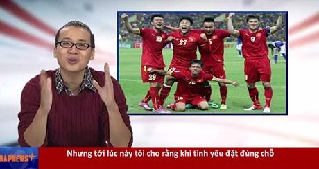 Phong độ của tuyển Việt Nam ở lượt đi vòng bán kết AFF cup