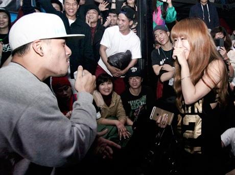 Tùng Min hát tặng bạn gái mình ca khúc Happy