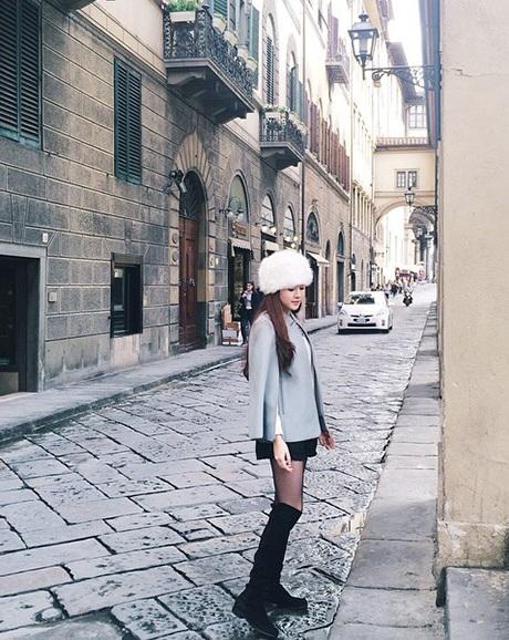 Những hình ảnh đẹp như của các fashionista