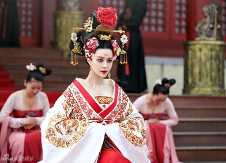 Nhân vật Võ Mị Nương trong bộphim cùng tên.